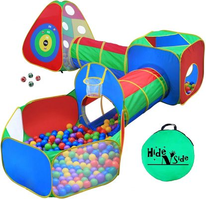 Kids Ball Pit Tents and Tunnels