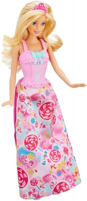 Barbie Doll With Outfits and Accessories