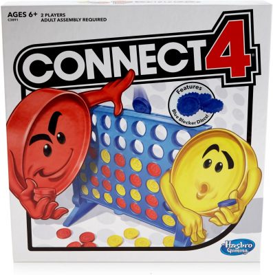 Connect 4 Strategy Board Game