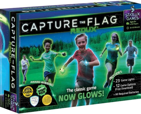 Starlux Games - Capture the Flag REDUX
