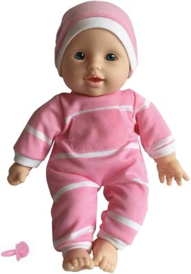 The New York Doll Collection 11-Inch Soft Body Doll