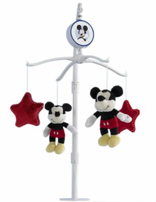 Disney Mickey Mouse Best Friends Musical Mobile