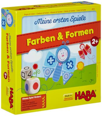 HABA My Very First Games - Shapes and Colors
