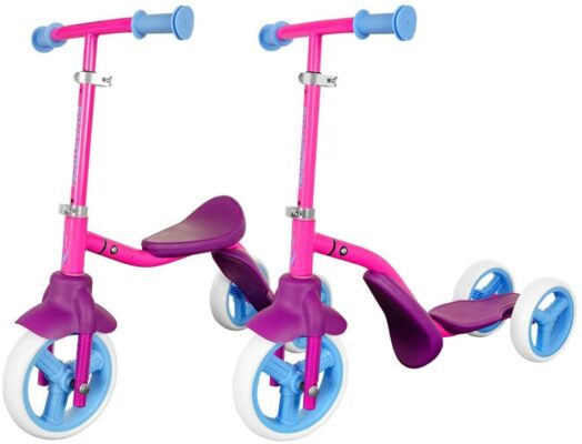 SWAGTRON K2 2-In-1 Toddler Scooter