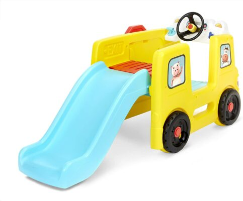 Little Baby Bum Wheels on the Bus Climber and Slide
