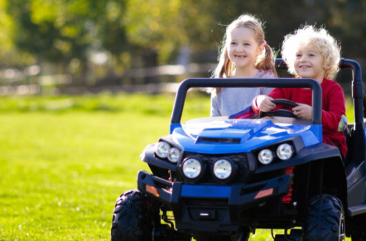 10 Best Ride-On Toys for Toddlers 2021
